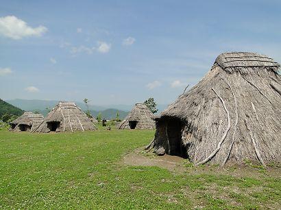 式 住居 竪穴