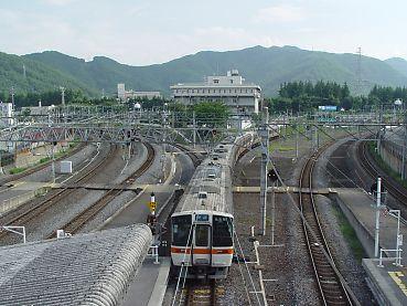 塩尻駅|長野県塩尻市