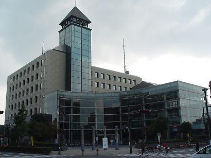東 久留米 市役所